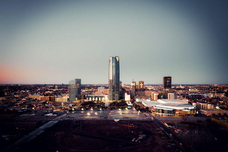 Research FDI Office in Oklahoma City USA