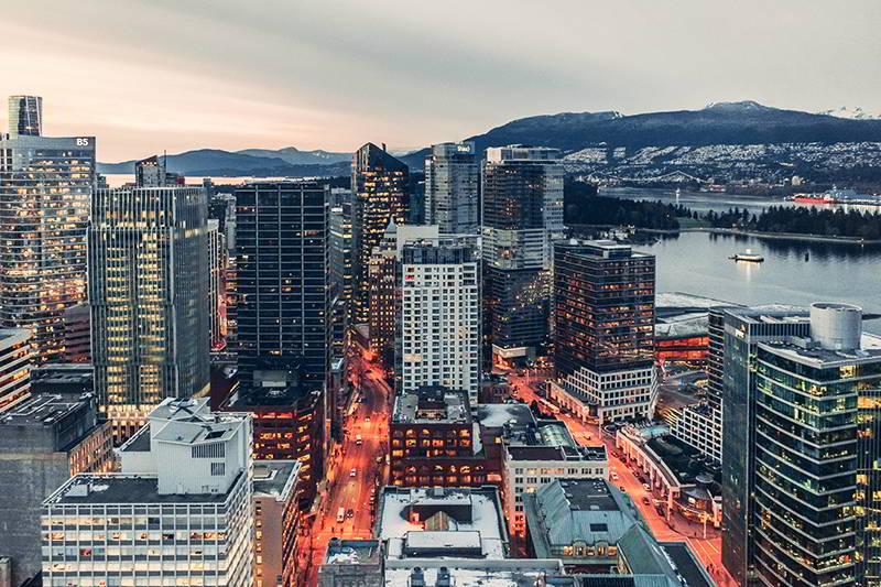 Research FDI Office in Vancouver Canada